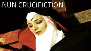 Nun Crucuifiction